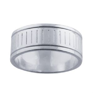 Ring Core 7.7mm Silver